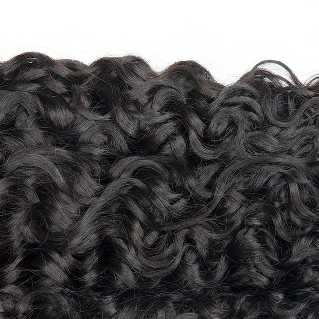 Top Raw Hair Italian Curly Hair Extensions 1 Bundle