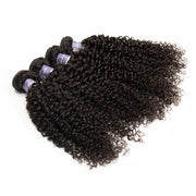 Top Raw Hair Afo Kinky Curly Hair Extensions 4 Bundles