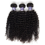 Top Raw Hair Afo Kinky Curly Hair Extensions 3 Bundles