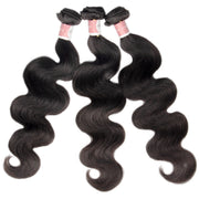Top Virgin Hair Body Wave Hair Extensions 3 Bundles