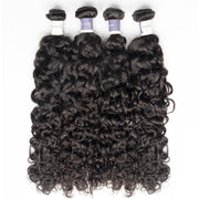 Top Raw Hair Italian Curly Hair Extensions 4 Bundles