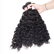 Top Virgin Hair Italian Curly Hair Extensions 3 Bundles