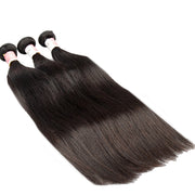 Top Virgin Hair Straight Hair Extensions 3 Bundles