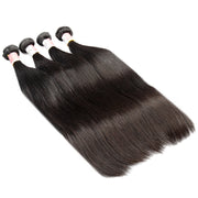 Top Virgin Hair Straight Hair Extensions 1 Bundle