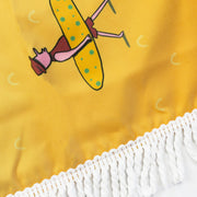 Surfer Dude Super Soft Beach Towel