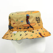 ChikoMan / Surfer Dudes Reversible Bucket Hat