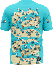 The Burnt Seagull All-Over T-shirt