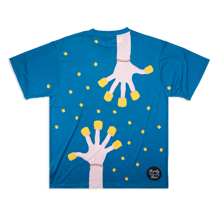 Cheezel All-Over T-shirt