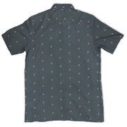 Galah Button-Up Shirt (Charcoal)