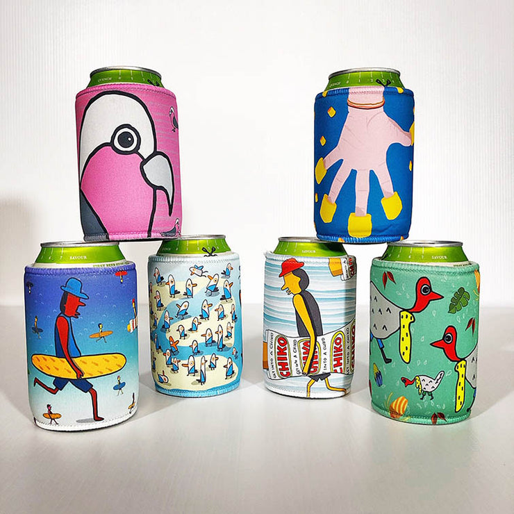 The Burnt Seagull Stubby Holder