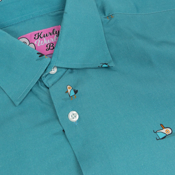 The Burnt Seagull Button-Up Shirt