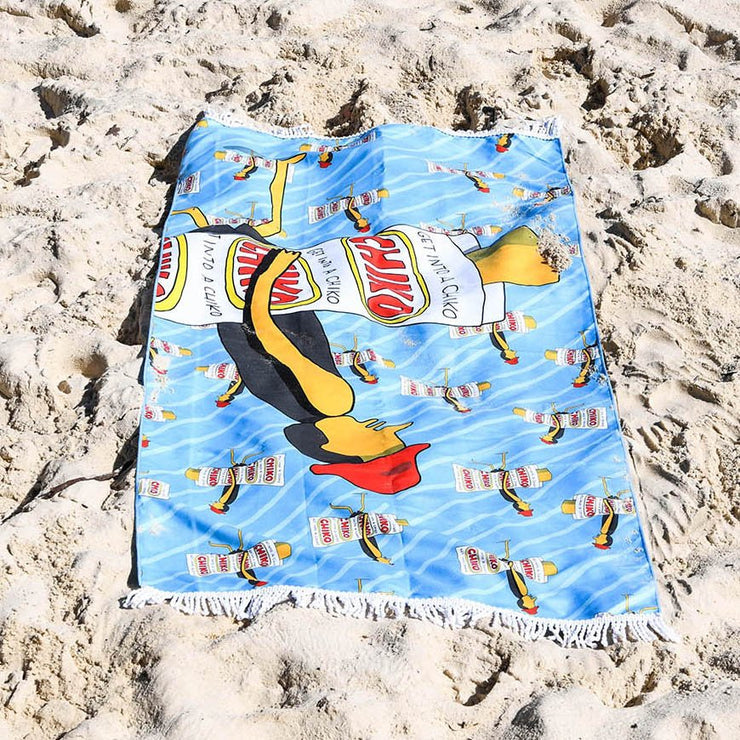 ChikoMan Super Soft Beach Towel