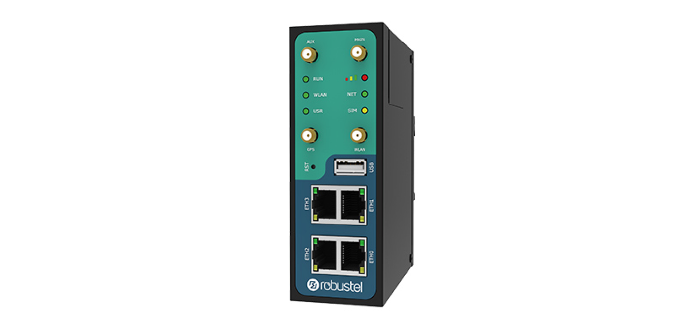Robustel R3000 Quad Router