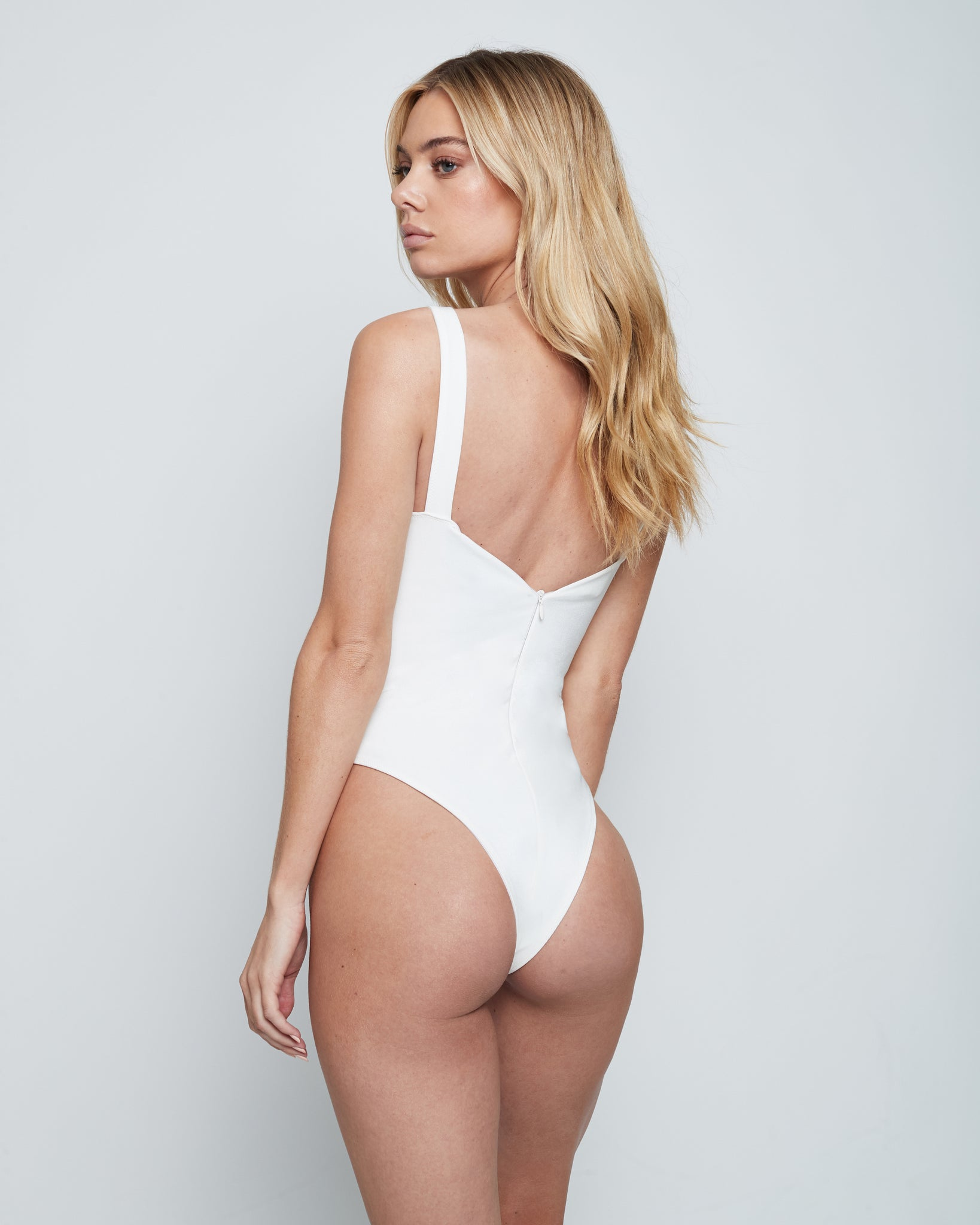 CAPE BODYSUIT
