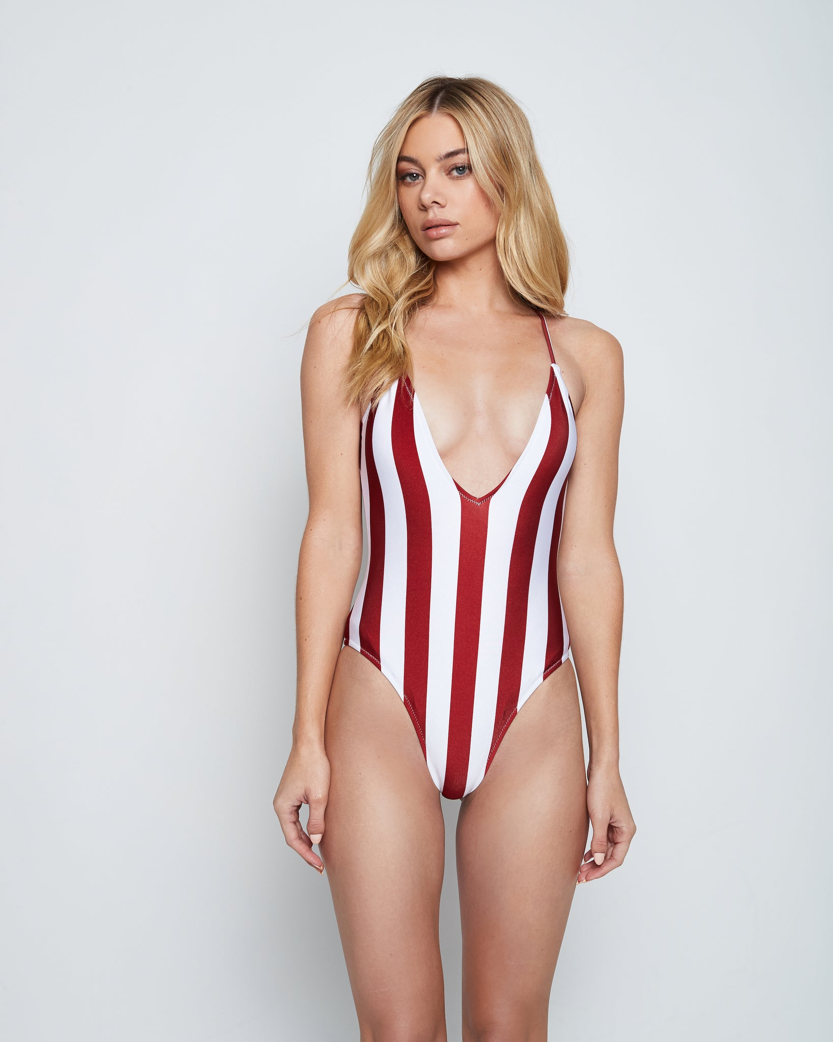 SAILOR ONE PIECE (RED STRIPE)