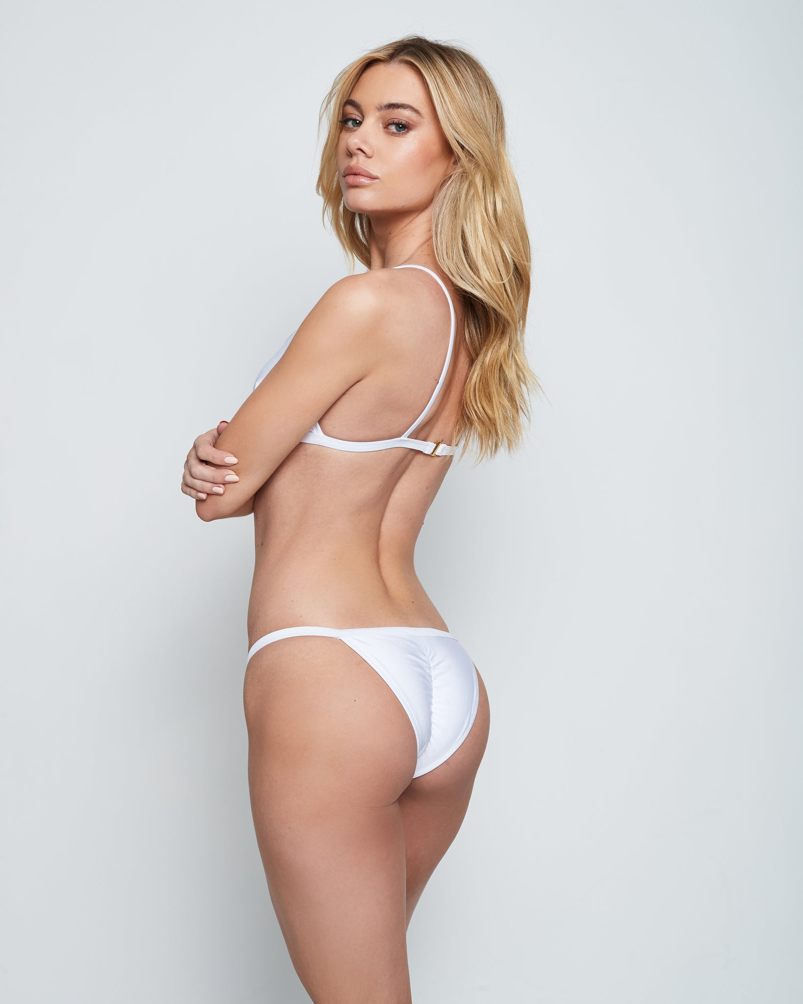 ORCHID BOTTOM (WHITE)