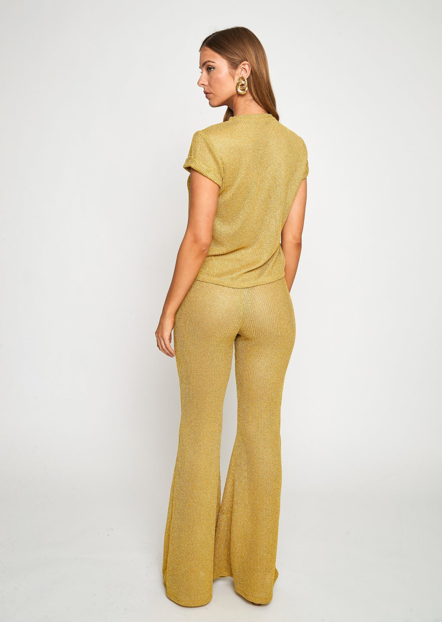 DOLCE PANTS (GOLD)