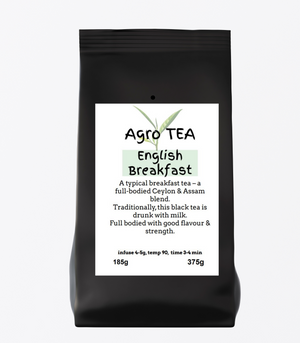 Agro Tea - English Breakfast - AGRO BEANS