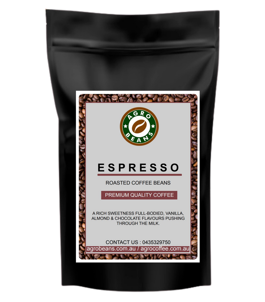 Espresso Coffee Beans - AGRO BEANS