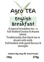 Agro Tea - English Breakfast