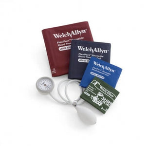 Baumanometro aneroide Welch Allyn durashock multipack