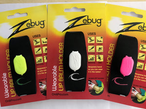 Zebug Wearable Lip Balm Holder