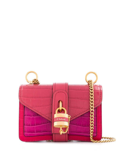 first-femme-aix-chloé-mini-sac-aby-chain-tricolore