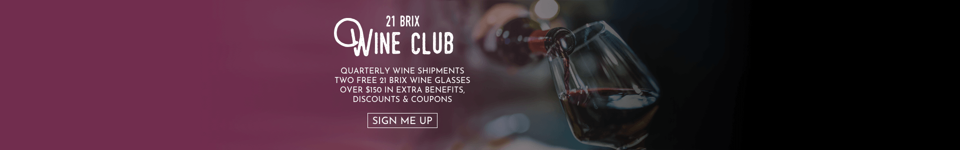 Wine Club - Sign Up!