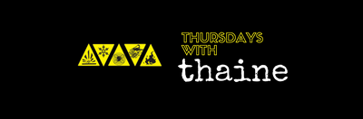 Thursdays with Thaine Episode 1: The Empire Strikes Back