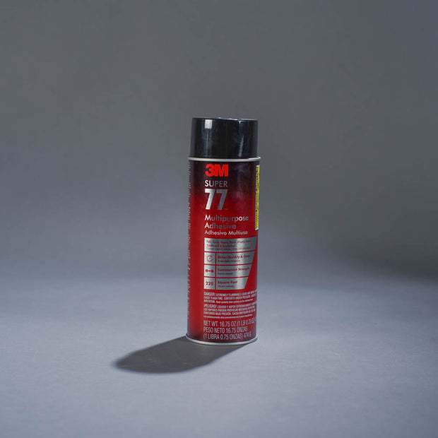 3M Super 77 multipurpose adhesive spray