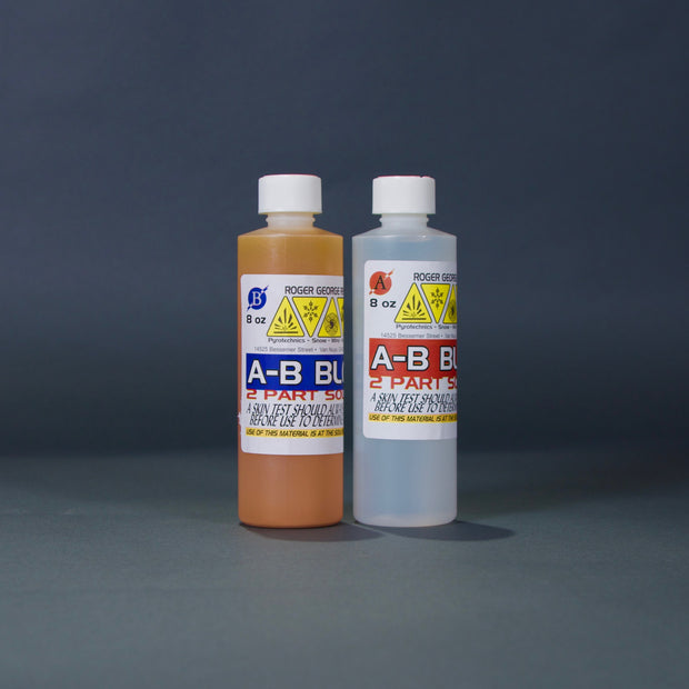 AB Blood - 8oz bottles