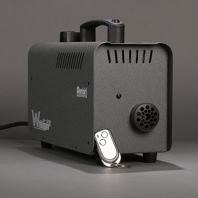 Wireless fog machine, Antari W-508 with remote.