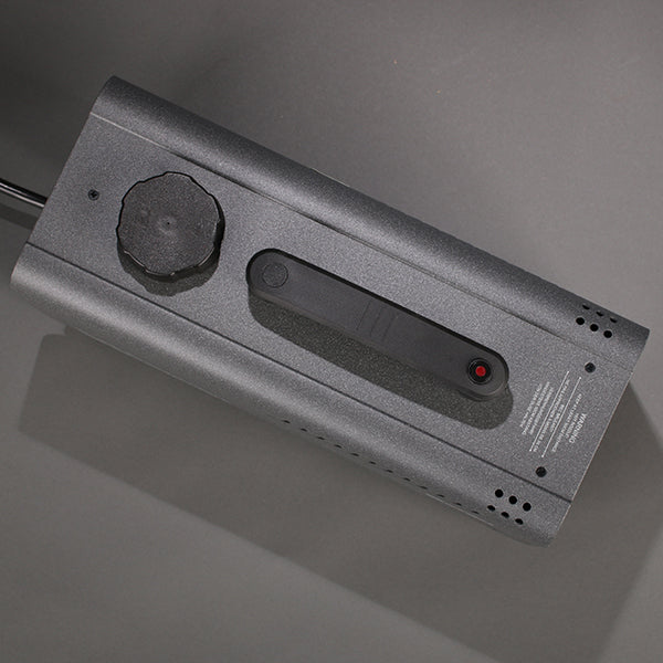 Top view of the Antari W-508 wireless fog machine.