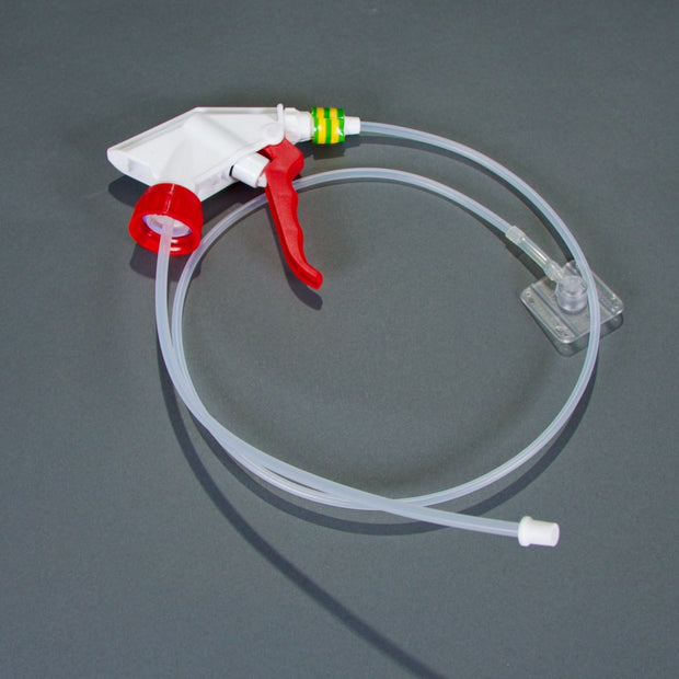 Artery pump for air squib