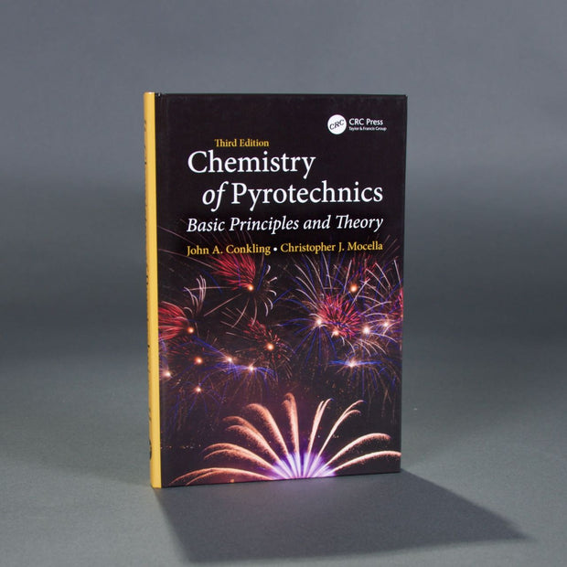 The Chemistry of Pyrotechnics book