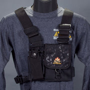 SetWear Radio Chest Pack