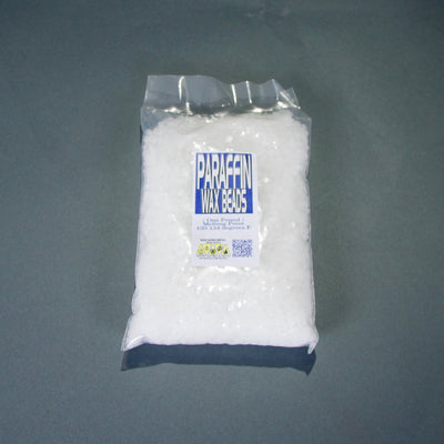 Paraffin wax beads for wax gun ice effects