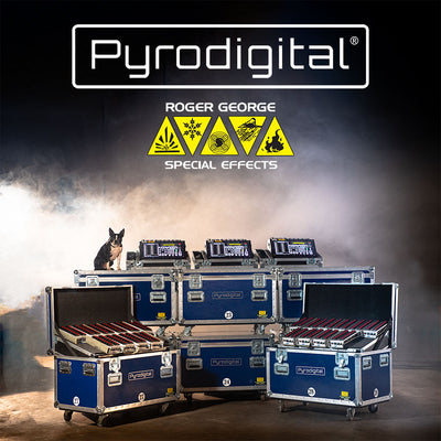 Pyrodigital Equipment Rentals