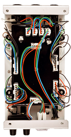 Pyrodigital FM-A module - internal bottom view