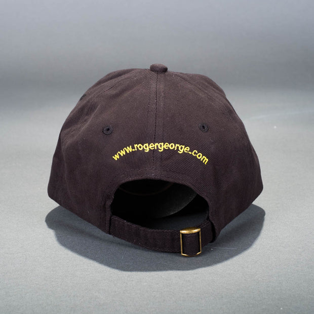 Roger George hat (back)