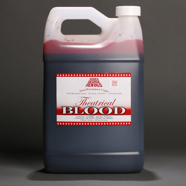 Theatrical blood - 1 gallon