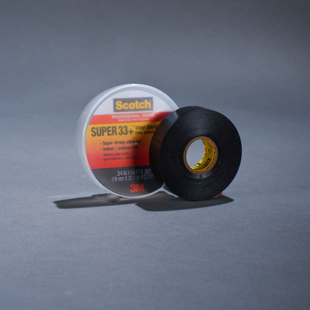 Electrical Tape #33 for insulating wire splices