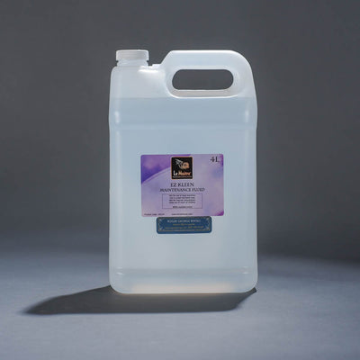 EZ Kleen maintenance fluid for fog machines