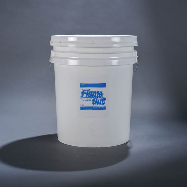 FlameOut 1000 fire retardant liquid