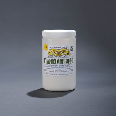 FlameOut 3000 Paint Additive Powder