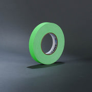 "Fluorescent green 1"" gaffer's tape"