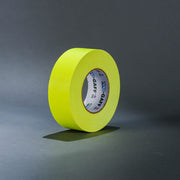 "Fluorescent yellow 2"" gaffer's tape"