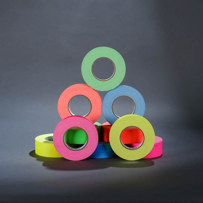 Fluorescent Gaffers Tape