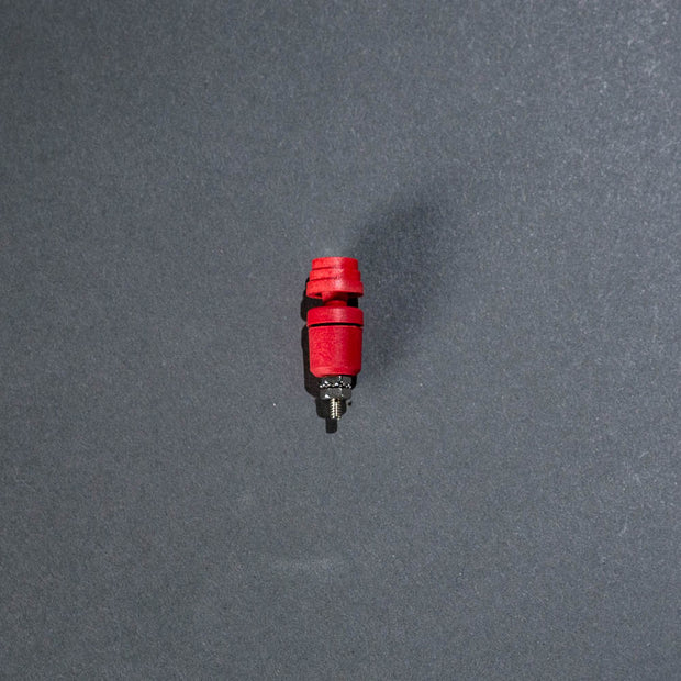 Mini pyro clip (red)