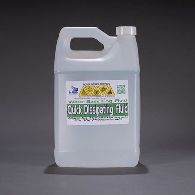 LeMaitre Quick Dissipating Fog Fluid - 1 gal